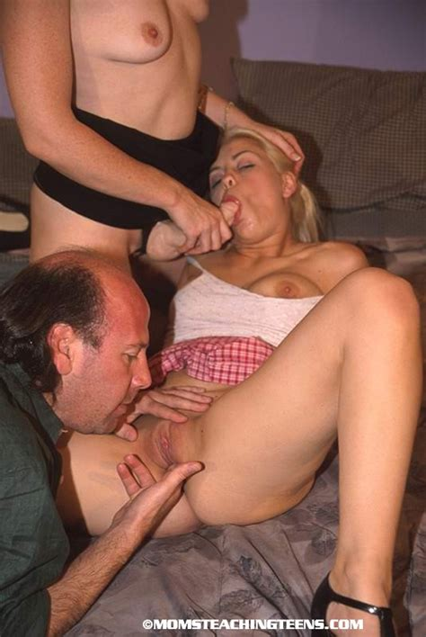 Mom Teaches Teen Fucking Lessons Young Porno