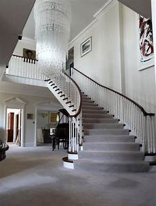 Contemporary Grand Staircase | www.imgkid.com - The Image ...