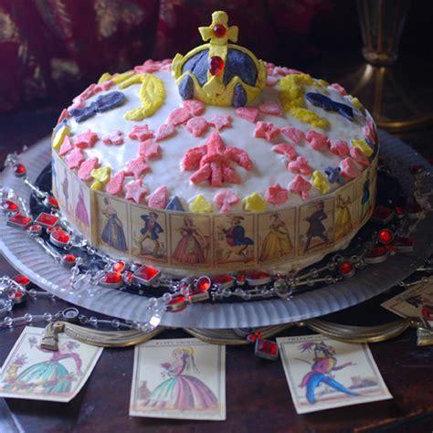 foods  england twelfth cake