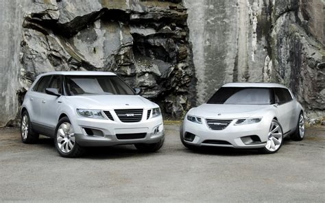 Saab 9 X Biohybrid Concept Widescreen Exotic Car Picture