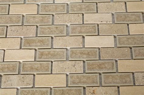 shop 12x12 collection desert brick mosaic in a