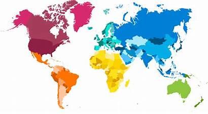 Map Vector Globe Graphic Clipart Resolution Clip