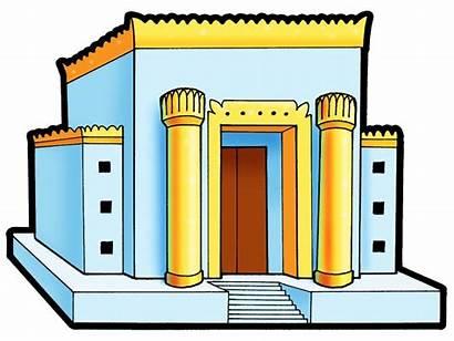 Bible Clipart Temple Clip Jerusalem Solomon King