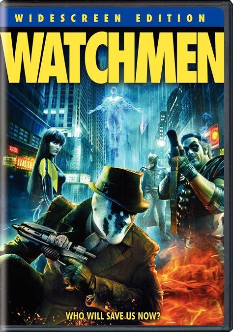 watchmen dvd release date july