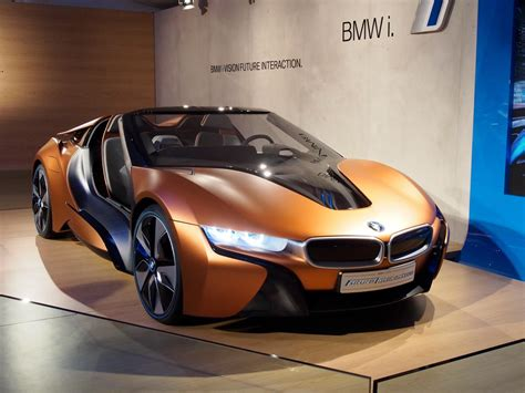 Gambar Mobil Bmw I8 Roadster by 2017 Bmw I8 To More Power And Longer Range Gtspirit