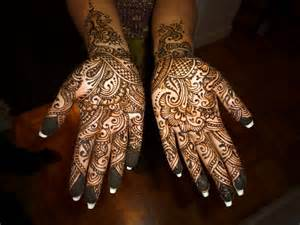 Indian Bridal Mehndi Designs For Hands 8