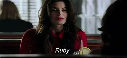Meghan Ory Once Upon Ruby Hood Riding
