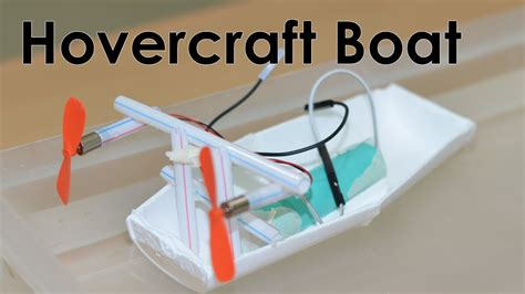Electric Toy Boat Videos by How To Make An Electric Boat Diy Toy Youtube