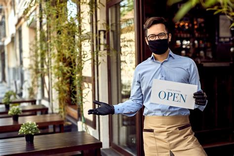 covid restaurants dine open service safety guidelines reopening restaurant