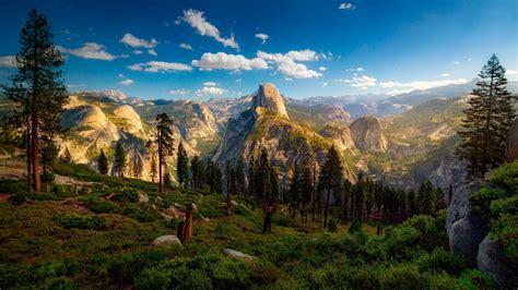 incredible yosemite national park