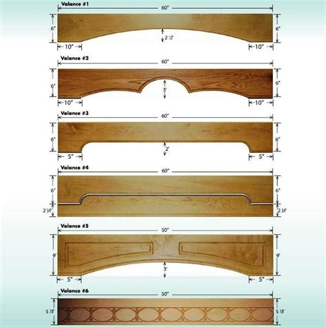 window wood valances natively   day  wooden