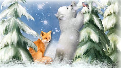 Download Wallpapers, Download 1280x800 Bird Christmas