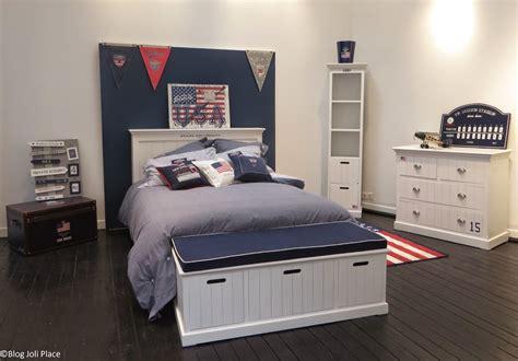 decoration americaine pour chambre la collection junior de maisons du monde joli place