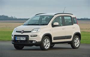 Fiat Panda 4X4 2013 Widescreen Exotic Car Pictures #18 of