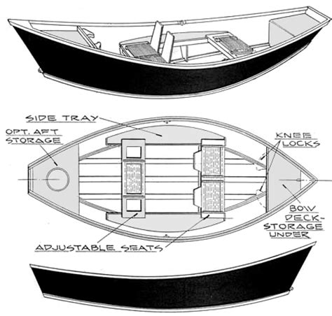 Drift Boat Design Plywood by Driftboat 12 14 16 Driftboats You Can Build With