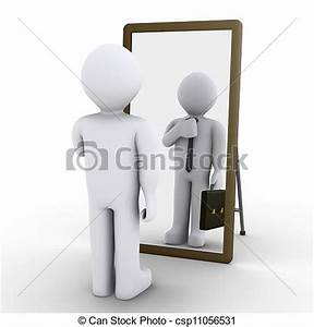 Drawings of Person wishes employment - 3d person looking ...