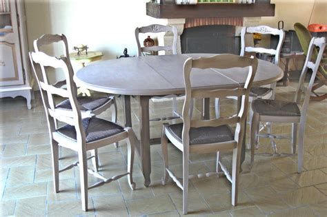 17 table chaises photo de f meubles repeints