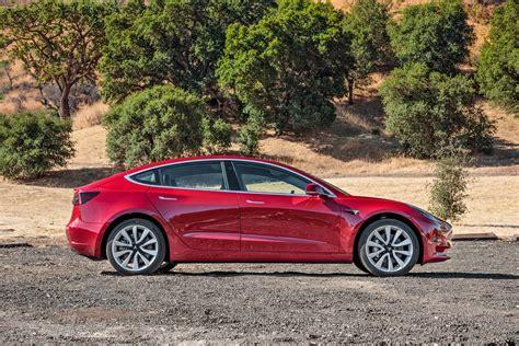 Tesla Vs by Tesla Model 3 Vs Chevrolet Bolt A Specs Comparison