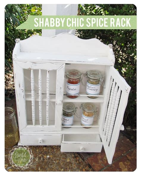 Shabby Chic Spice Rack by 18 Best Spice Rack Images On Spice Racks