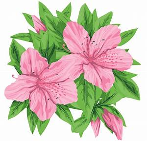 Pink Flowers PNG Clip-Art Image   Gallery Yopriceville ...