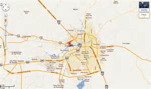 Mapa De Culiacan Sinaloa Mexico