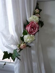 Embrasse Rideau Originale : 17 meilleures id es propos de rideaux roses sur pinterest d coration pour la maison rose ~ Teatrodelosmanantiales.com Idées de Décoration