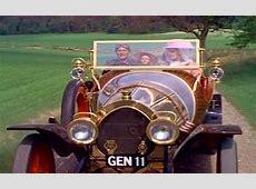 Chitty Chitty Bang Bang Car Up For Sale