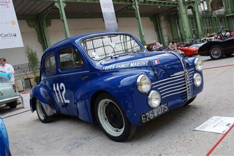 1952 Renault 4CV - Information and photos - MOMENTcar