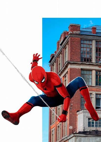 Spiderman Homerun Behance