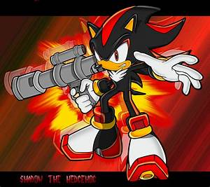 Shadow the hedgehog by ShockRabbit on DeviantArt