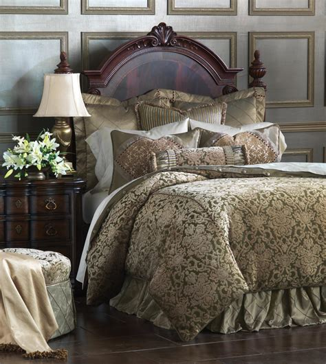 luxury bedding by eastern accents whitaker collection