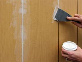 How To Prep Cabinets For Painting by How To Paint Over Wood Panel Walls How Tos Diy