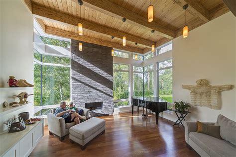 turnagain beach house  alaska  kpb architects