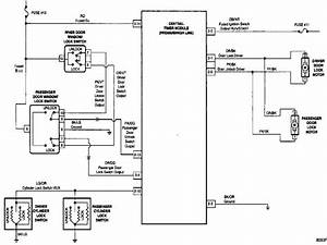 Ford F 150 Door Lock Wiring Diagram