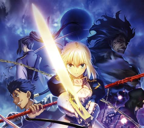fatestay night unlimited blade works android wallpapers