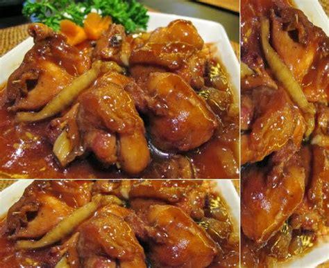Resep tumis sawi putih telur orak arik bahan : Resep Ayam Tumis Saus Tiram Sederhana - County Food
