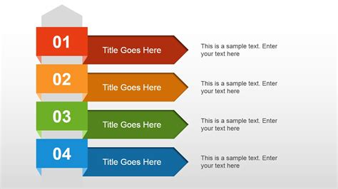 steps text layout  powerpoint slidemodel