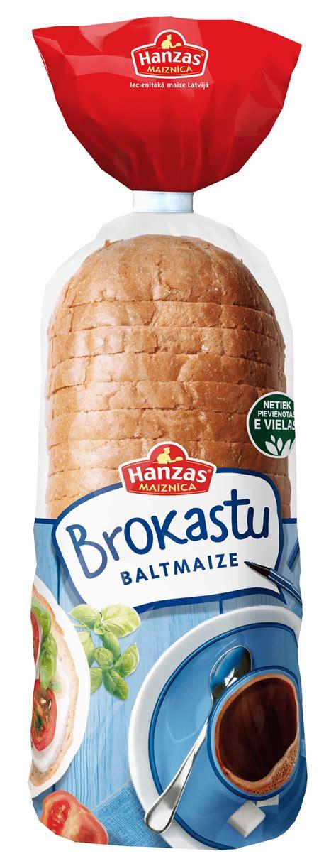 Brokastu baltmaize - Hanzas Maiznīca