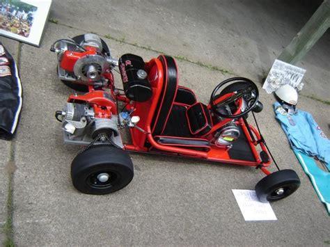 Dual Mac 10 Go Kart