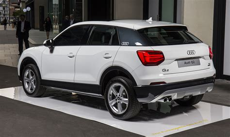 audi suv images 2017 audi q2 here in february 41 100 starting price for