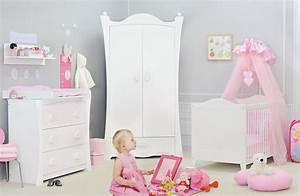 Rideau Bb Fille Perfect Peinture Chambre Fille Rose Et