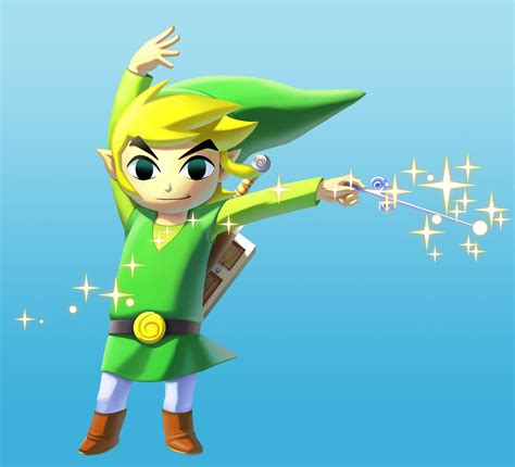 The Legend Of Zelda The Wind Waker Hd Rpg Site