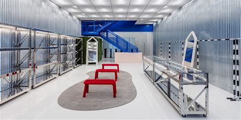 Off White Flagship Store In Miami Les FaÇons