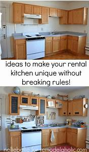 Great, Ideas, To, Personalize, Your, Rental, Kitchen, From