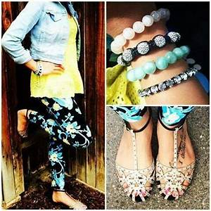 Wondering what to wear with your super soft LuLaRoe leggings? Grab some matching jewelry cute ...