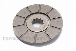 Brake Disc - 276  354  364  384  424  434  444 - Brake Related Parts