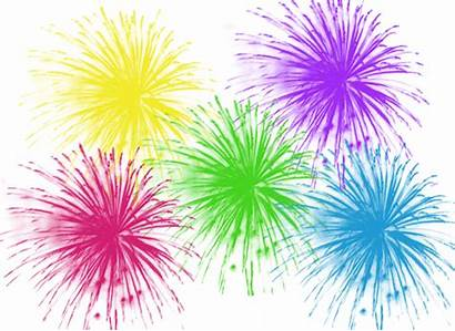 Fireworks Celebration Clip Celebrate Clipart Party Clipartfest