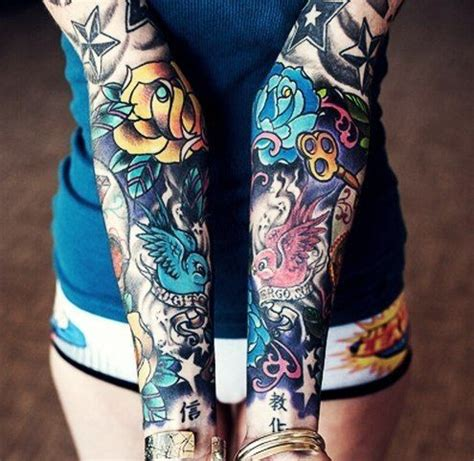 25 best ideas about tatouage bras complet on bras complet tatouage bras