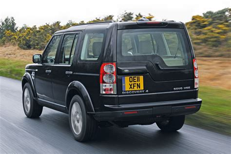 discovery land rover back land rover discovery 4 pictures auto express