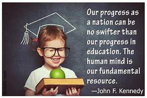 Why is Educatio... Importance Of Progress Quotes